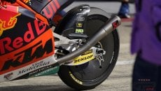 Moto3: VIDEO - KTM's lenticular rim debuts at Red Bull Ring