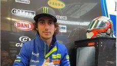 Moto3: Antonelli ha l'OK dei medici: proverà a correre a Silverstone