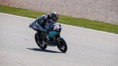 Moto3: FP2: Doppietta Petronas al Red Bull Ring con Binder e McPhee, 4° Fenati
