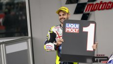 """Moto3: Fenati: """"Another weekend like this? Impossible to repeat. It's coming home."""""""