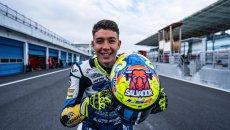 Moto3: Snipers: Alberto Surra non sarà in Austria, lo sostituirà David Salvador