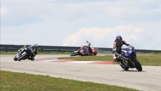MotoAmerica: Gagne vince la 12a gara nel MotoAmerica a Pittsburgh