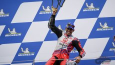 """MotoGP: Martin: """"When I was 12, I risked quitting, today I won in the MotoGP"""""""