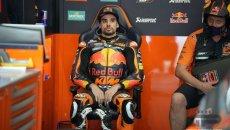 "MotoGP: Oliveira svela: ""Yamaha mi ha cercato, rispetto la parola data a KTM"""