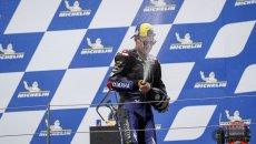 """MotoGP: Quartararo: """"Il mio esempio è Mir, i titoli si vincono con la costanza"""""""