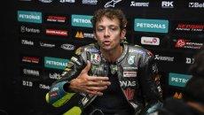 """MotoGP: Rossi: """"Voglio un figlio, ma prima le ferie senza essere papà o pilota"""""""