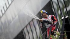 "MotoGP: Martin: ""Come una partita a Mario Kart quando ti tirano le banane"""