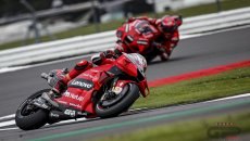 MotoGP: Miller and Bagnaia delighted to see the Ducati so competitive at Silverstone