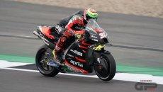 """MotoGP: Savadori: """"La caviglia mi limita, pensavo di stare meglio"""""""