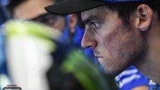 """MotoGP: Mir: """"Vinales? stessa situazione di Messi, né lui né Yamaha la meritano"""""""
