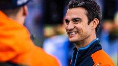 """MotoGP: Pedrosa: """"tornare in pista da pilota con la KTM è una sfida: è molto bello"""""""