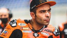 "MotoGP: Petrucci: ""Ho parlato con Stigefelt di Yamaha Petronas per rimanere in MotoGP"""