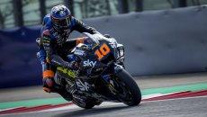"""MotoGP: Marini: """"Stiamo giocando col fuoco: va rallentata curva 3 con una variante"""""""