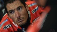 "MotoGP: A.Espargarò: ""Vinales? Non so come si stia in Yamaha, in Aprilia benissimo"""