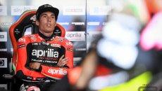"MotoGP: A.Espargarò: ""Sono fra i tre migliori in MotoGP, andrò più forte di Vinales"""