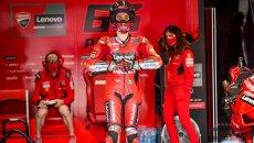 """MotoGP: Pecco Bagnaia: """"Domenica ho perso un'occasione, ma ne avrò un'altra"""""""