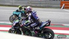 """MotoGP: Bastianini: """"In Austria una vite molto usurata mi ha rovinato la gara"""""""