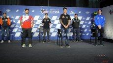 """MotoGP: Quartararo: """"sono pilota grazie a Rossi, ho aspettato ore un suo autografo"""""""