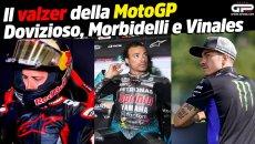 MotoGP: Il valzer della MotoGP 2022: Dovizioso, Morbidelli e Vinales