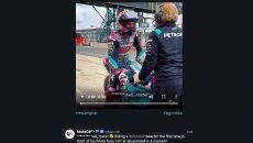"""MotoGP: Jake Dixon e il debutto in MotoGP: """"Un fottuto inferno, amico!"""""""