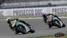 """MotoGP: Dixon: """"Cadere in FP3 non è stato l'ideale ma mi sono divertito tantissimo"""""""