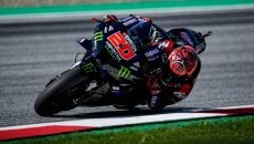 MotoGP: Quartararo reckons the Ducatis are more of a problem than the absence of Vinales