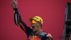"Moto2: Raul Fernandez: ""Winning races is what makes me enjoy this sport"""