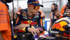 """MotoGP: Raul Fernandez: """"Will I be where I want to be in 2022? No."""""""