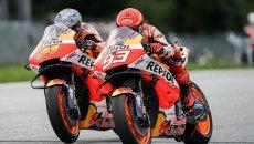 """MotoGP: P. Espargarò: """"Non dovrebbe accadere questo quando indossi i colori HRC"""""""