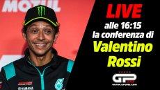 MotoGP: LIVE - UFFICIALE - Valentino Rossi si ritira a fine 2021 dalla MotoGP