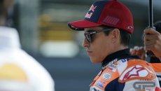 """MotoGP: Marquez: """"In questo momento non mi sto divertendo, sto soffrendo"""""""