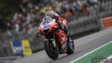 MotoGP: Trionfo di Martin ma la Ducati non gode, Mir 2° su Quartararo. Rossi 13°