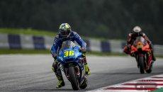"""MotoGP: Mir: """"Il Mondiale? Dovrei vincere un paio di gare e arrivano piste amiche"""""""