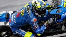 "MotoGP: Mir: ""abbiamo dovuto inseguire la Ducati, la Suzuki ha lavorato bene"""