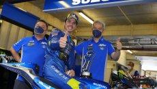 """MotoGP: Sahara: """"Suzuki nel 2022 avrà un manager per sostituire Davide Brivio"""""""