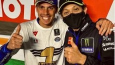 MotoGP: Friends and rivals: tributes on social media to Valentino Rossi