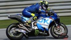 """MotoGP: Mir: """"il primo giro con l'holeshot è stato strano ma eccitante"""""""