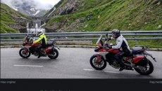 MotoGP: Tardozzi and Guidotti towards the Red Bull Ring riding the Ducati Multistrada V4