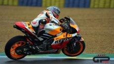 MotoGP: Motociclisti: uomini di gomma senza paura, 494 cadute in 9 Gran Premi!