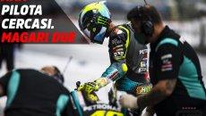 MotoGP: AAA - Rider wanted, maybe two. Petronas considers Gerloff and Lecuona