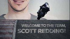 MotoGP: Scott Redding, 'rendi la vita una corsa', te lo consiglia BMW