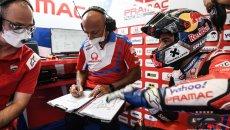 """MotoGP: Romagnoli: """"Martin? Un pilota della generazione 3.0, capisce tutto al volo"""""""