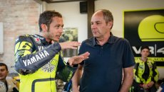 """MotoGP: Berger spera che Rossi corra nel DTM: """"lo chiamerò a fine stagione"""""""