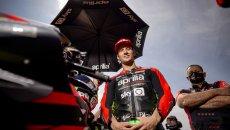 MotoGP: Savadori vuole correre a Silverstone, domani la visita medica per l'OK