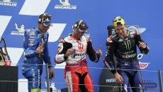 MotoGP: Youngest MotoGP podiums: Martin, Mir and Quartararo beaten by Stoner & Co.