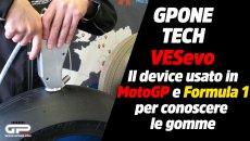 MotoGP: VESevo: la pistola utilizzata in MotoGP e Formula 1 sulle gomme per capirle