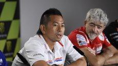 """MotoGP: Yokoyama, HRC: """"Marquez non conosce ancora bene le nuove Michelin"""""""