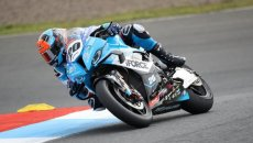 SBK: BSB: Brad Jones comes out of intensive care