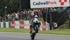 SBK: BSB Cadwell Park: no stopping Peter Hickman, who also wins Race 2