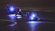 SBK: CIV Superbike: promossa a pieni voti la Racing Night di Misano